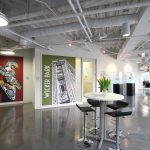 Chicago office themed rooms